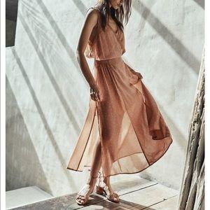 Astr the Label Millie maxi dress